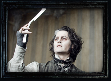 the sweeney todd movie poster contest by lolly on deviantart